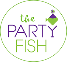 The Party Fish Logo